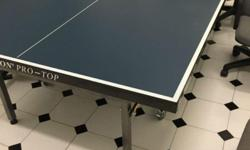 8mths old Unused Table Tennis Table at Open House Sale