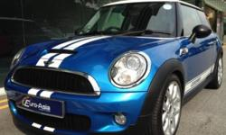 A Oct 2007 Mini Cooper S For Sale . Viewing is