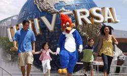 A Pair of Universal Studio ticket available for sale @