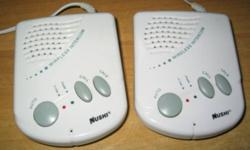 Nushi Wireless Intercom Set - pre-owned item, only
