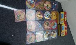 Box of 2 consists of 21 discs interactive learning for