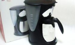 ~~~ ABC CoFFee MaKer $38 ~~~ One set NEVER USED ABC