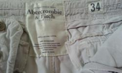 Abercrombie and Fitch Man Bermuda Size 34 in good
