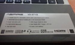Helping a friend to sell his Acer Aspire V3-571G