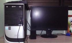 Selling Acer computer desktop at only $100. Self