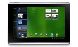 BRAND : ACER MODEL : ICONIA A500  FEATURES * 32GB *