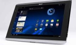 BRAND : ACER MODEL : ICONIA TAB A500 SPECIFICATIONS *