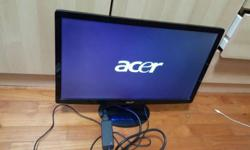 Looking for a decent monitor? Very good condition.