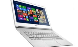 Still New Acer S7-391 (Touch Screen) -> Intel Core