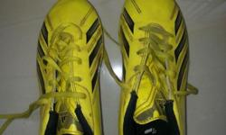 ADIDAS - Good Cond Kid Soccer Shoes with Soccer Socks @
