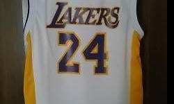 Selling my collections of NBA jerseys bought from