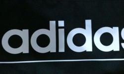 Brand new adidas shoe bag with the original Adidas tag.