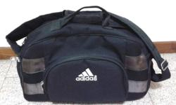 Adidas Sports Bag black color in very good condition.