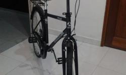 Brand new bicycle, selling due to relocation.Light