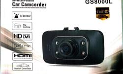 Advanced Portable Car Camcorder, Brand New Digital
