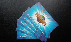 I have 5 waterpark adult tickets.Original price is $36