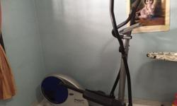 AIBI Elliptical Cross Trainer for sale. Almost new,