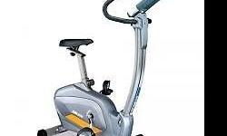AIBI GYM Upright Magnetic Bike AB-B800P Condition 9/10