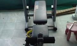 Comes as a full set with bench, long bar and