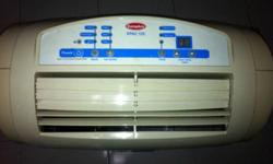 A good working conditional movable Air con for sale.