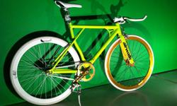 Hi viewers, Selling my beloved 4 months old fixie.