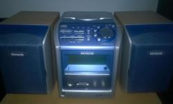 Aiwa micro stereo cd hifi Top loading CD / VCD player