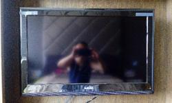 AKIA 32 inch LCD TV for sales. Was used as a backup TV,