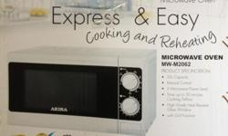 5 microwave power control & defrost with grill