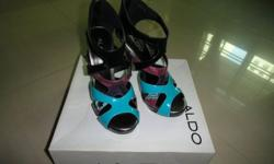 Aldo High Heel, beautiful and elegant, as good as new,