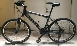 "Aleoca 26"" adult Pro-G Advance mountain bicycle,"