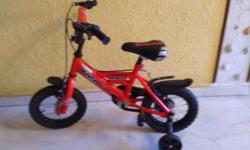 Hello, I want to sell Aleoca bike suitable for kids 2