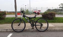 Used Aleoca MTB for sell, due to upgrading to road