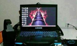 gaming laptop with free razer deathadder 1800dpi mouse.