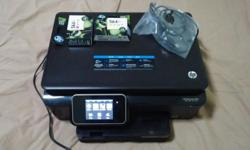 Selling off my touchscreen USB/wireless printer, still