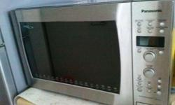 >>> Panasonic : Microwave/Convection Oven - Made in