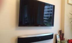 Philips soundbar model HTS9140/98 Original purchased