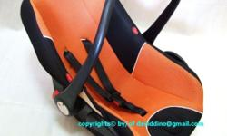 ALMosT MinT UniversaL InFanT / Baby Car SaFeTy Seat /