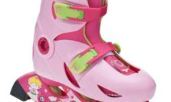 Almost new Inline Skates and accessories from French