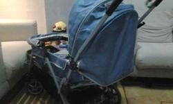 Almost new mama love twins stroller for sale! Please