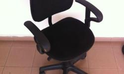 Office chair bought new and used 2 months. Arm rest.