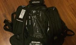 Alpinestars Tech Aero Tank Bag, new with tags. This is