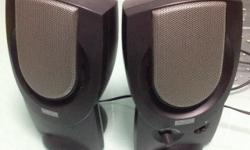 Used Altec Lansing AVS200 Desktop Speakers for Sale. In