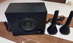 Altec Lansing Octane 7 VS 4621 Condition : 9/10 Call or