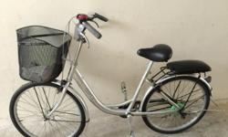 Aluminum Bicycle for sale. Well Maintained. 24""