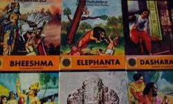 Amar Chitra Katha: The ESSENCE of India. The best of