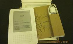 On Sale is : a. White Kindle 2 - Free 3G ( Global
