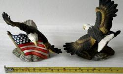 American eagle porcelain figure. Selling cheap for fast