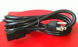 For sale: American Plug Power Cord - 14AWG (Thicker