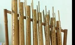 WHAT IS ANGKLUNG ? Angklung is a traditional music