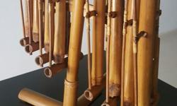 Angklung The angklung is a musical instrument from
